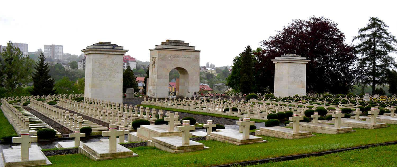 Cmentarz Orląt Lwowskich (Cmentarz Obrońców Lwowa) na Cmentarzu Łyczakowskim we Lwowie.